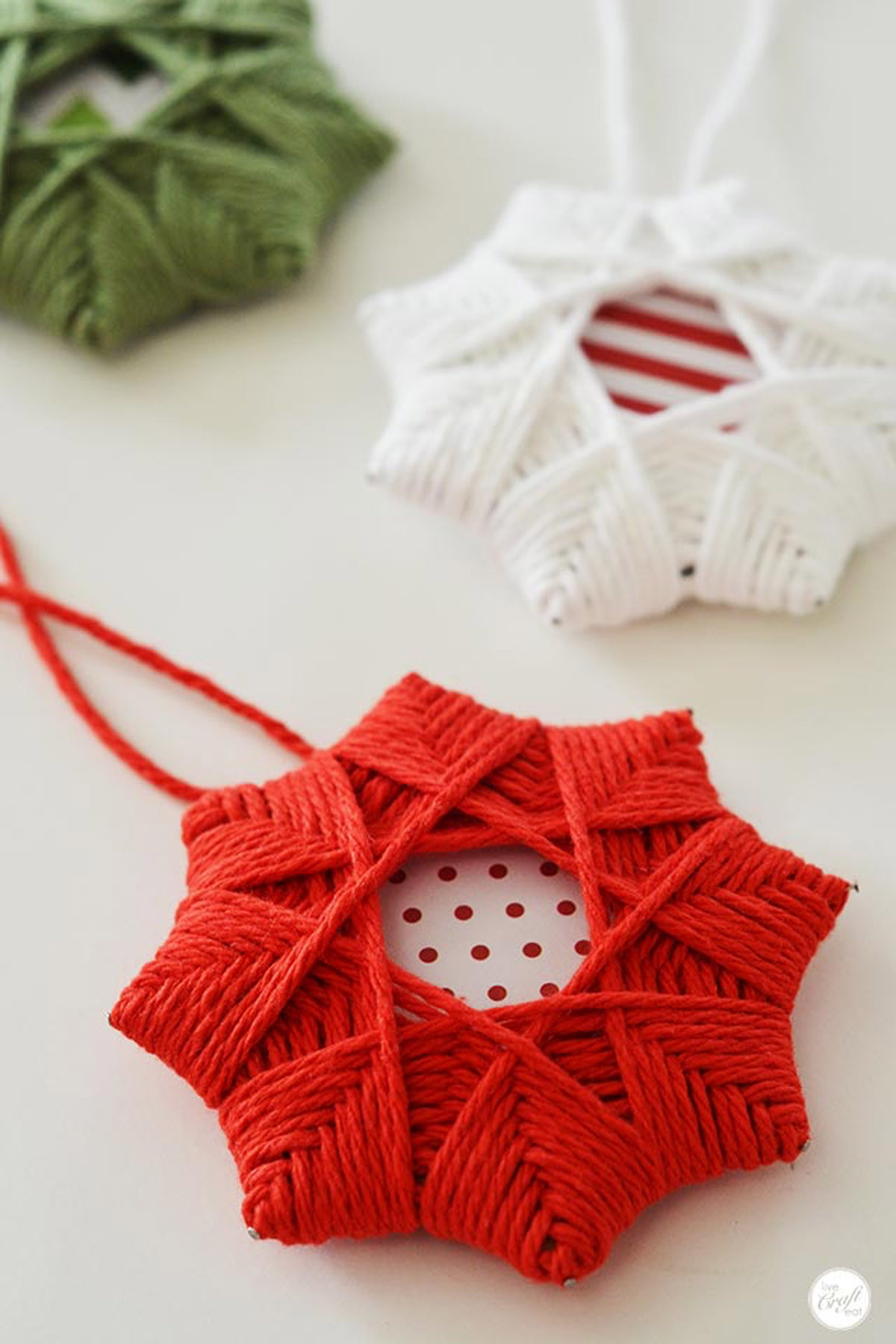 Best ideas about DIY Christmas Ornament . Save or Pin 29 Homemade DIY Christmas Ornament Craft Ideas How To Now.