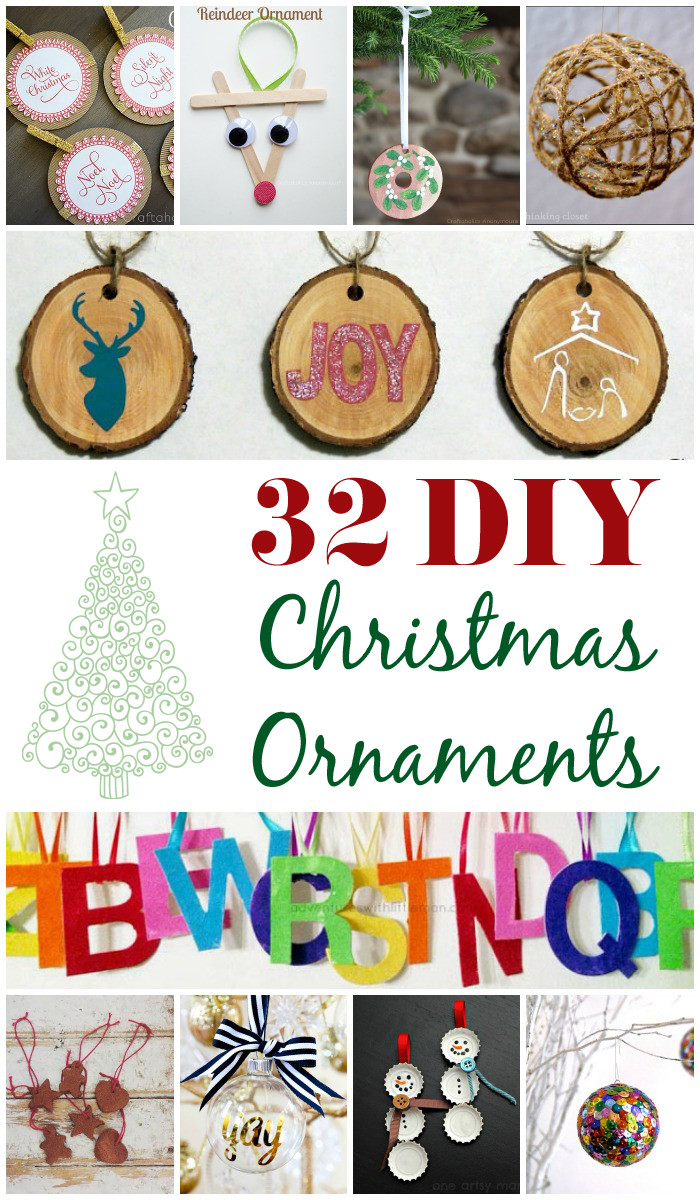 Best ideas about DIY Christmas Ornament . Save or Pin Craftaholics Anonymous Now.