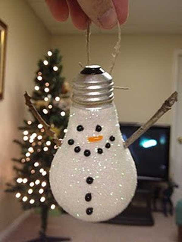 Best ideas about DIY Christmas Ornament Ideas . Save or Pin 45 Bud Friendly Last Minute DIY Christmas Decorations Now.