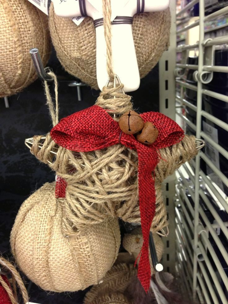 Best ideas about DIY Christmas Ornament Ideas . Save or Pin 30 DIY Rustic Christmas Ornaments Ideas Now.