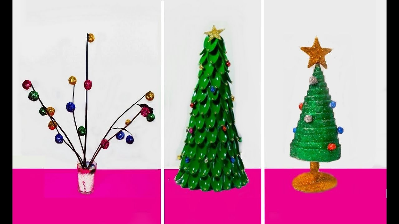 Best ideas about DIY Christmas Ornaments 2019 . Save or Pin 3 DIY ROOM DECOR DIY Projects for Christmas 2019 🌟🎅 15 Now.