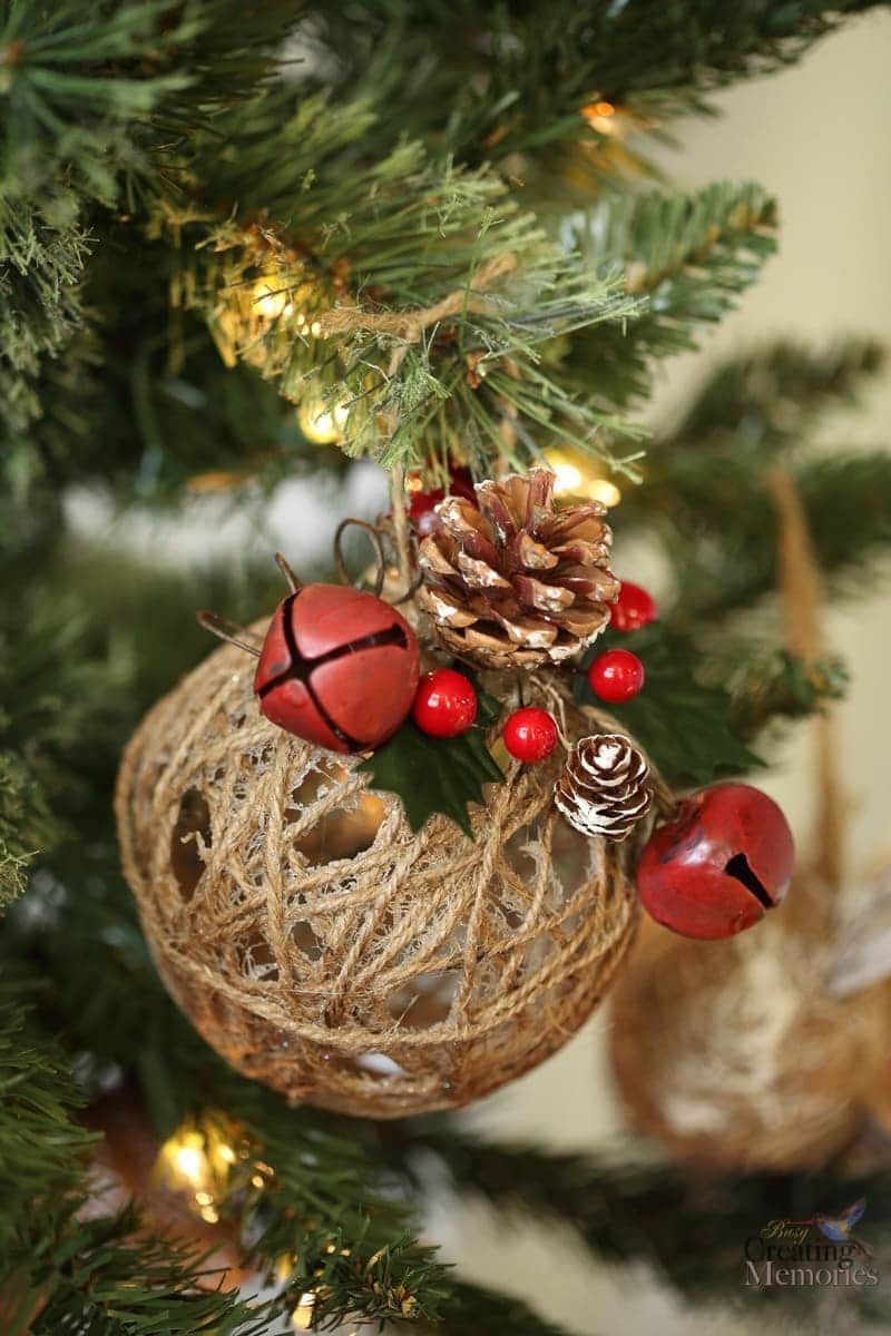 Best ideas about DIY Christmas Ornaments 2019 . Save or Pin 26 Best Rustic DIY Christmas Ornament Ideas and Designs Now.