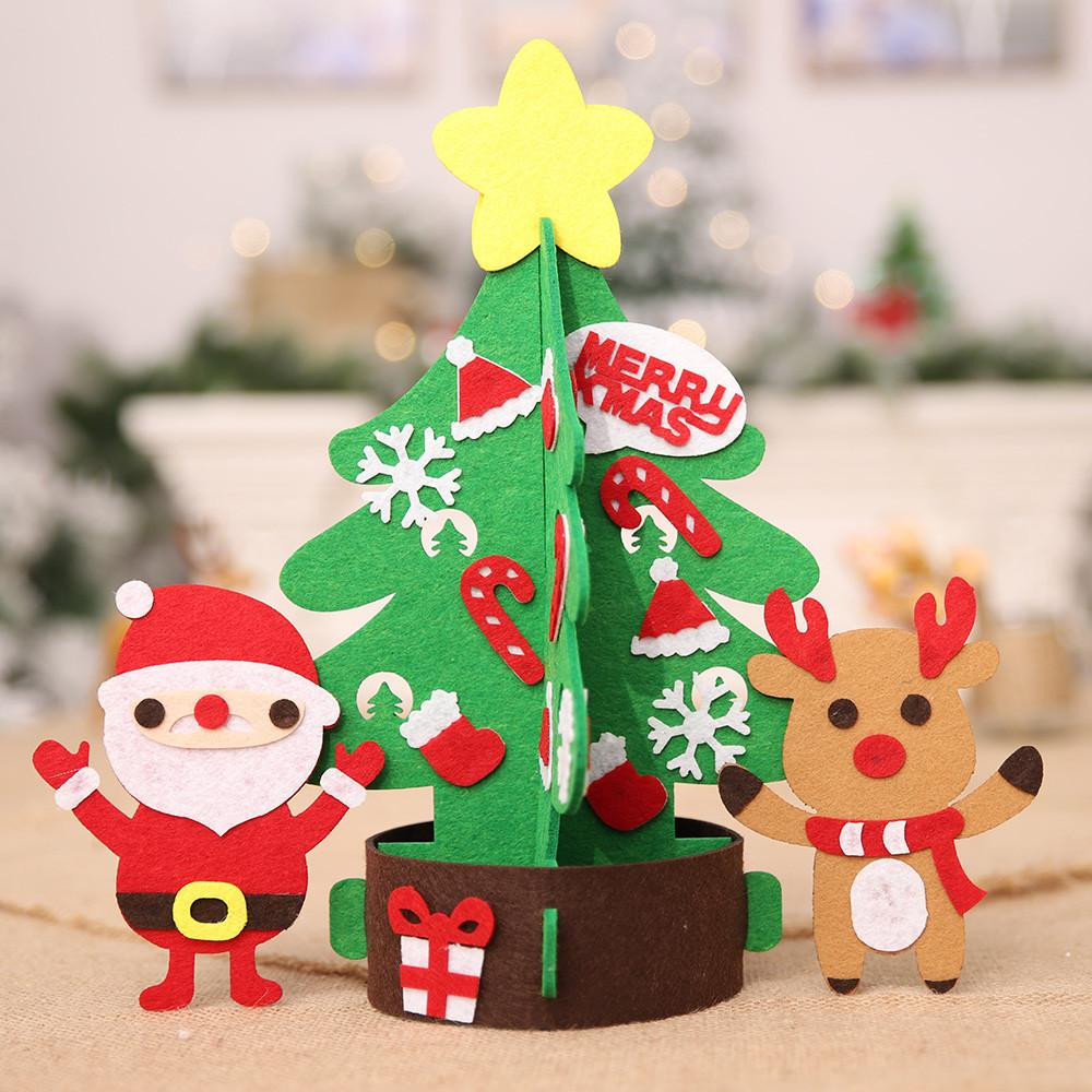 Best ideas about DIY Christmas Ornaments 2019 . Save or Pin 2019 DIY Craft Christmas Tree Ornaments New Year Gift Toys Now.