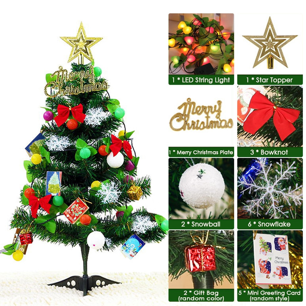 Best ideas about DIY Christmas Ornaments 2019 . Save or Pin 2019 DIY Tabletop Christmas Ornaments Artificial Christmas Now.