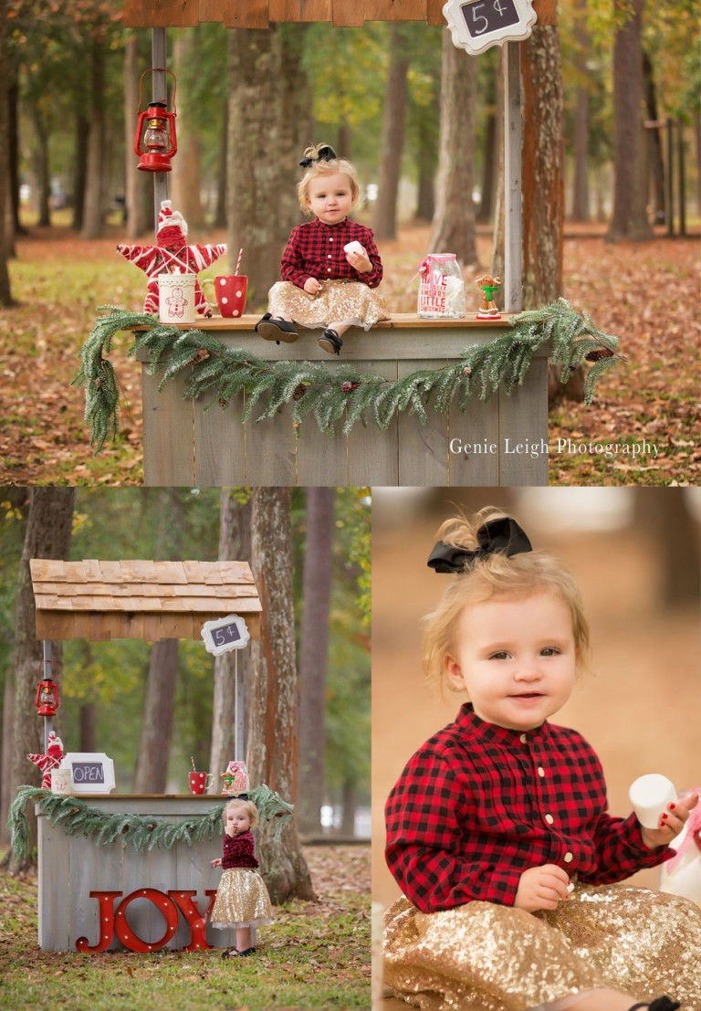Best ideas about DIY Christmas Photography . Save or Pin Little Miss Hadley Hot Cocoa anyone Genie Leigh Now.