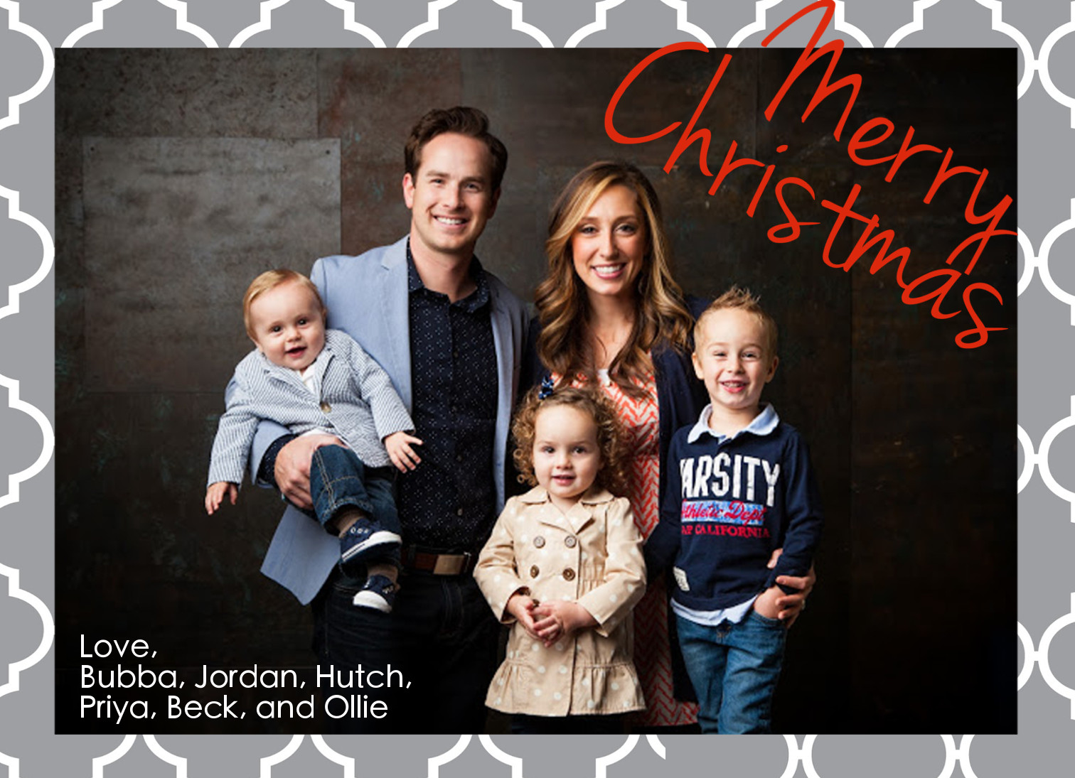 Best ideas about DIY Christmas Photography . Save or Pin Our DIY Christmas Cards te and cheap Fun Cheap or Free Now.