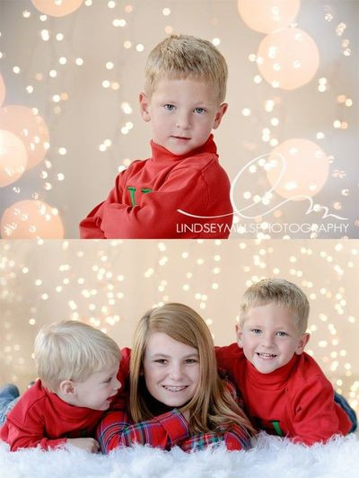 Best ideas about DIY Christmas Photography . Save or Pin Easy christmas lights backdrop photography christmas Now.