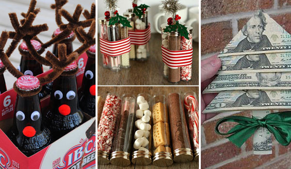 Best ideas about DIY Christmas Present Ideas . Save or Pin 30 Last Minute DIY Christmas Gift Ideas Everyone will Love Now.