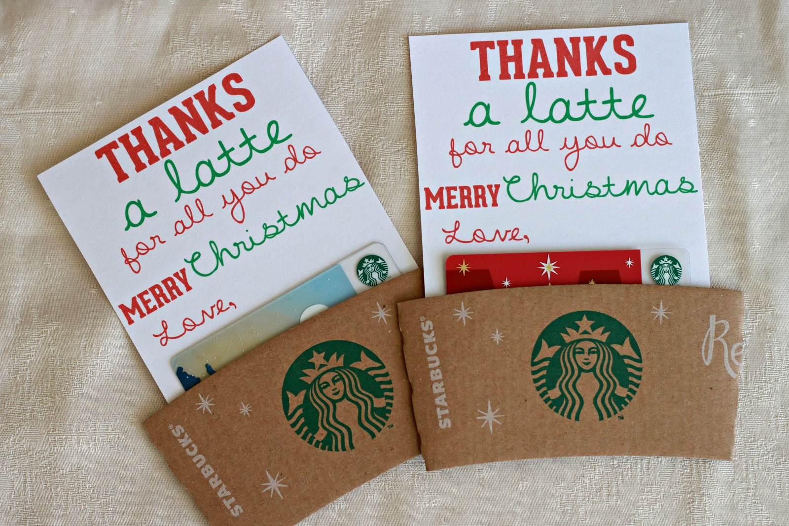 Best ideas about DIY Christmas Present Ideas . Save or Pin Man Starkey thanks a latte Now.