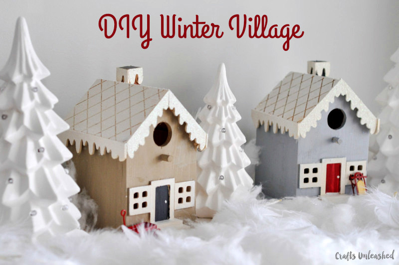 Best ideas about DIY Christmas Villages . Save or Pin DIY Christmas Village Step by Step Crafts Unleashed Now.