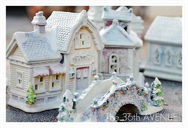 Best ideas about DIY Christmas Villages . Save or Pin 25 Handmade Christmas Decorations Now.