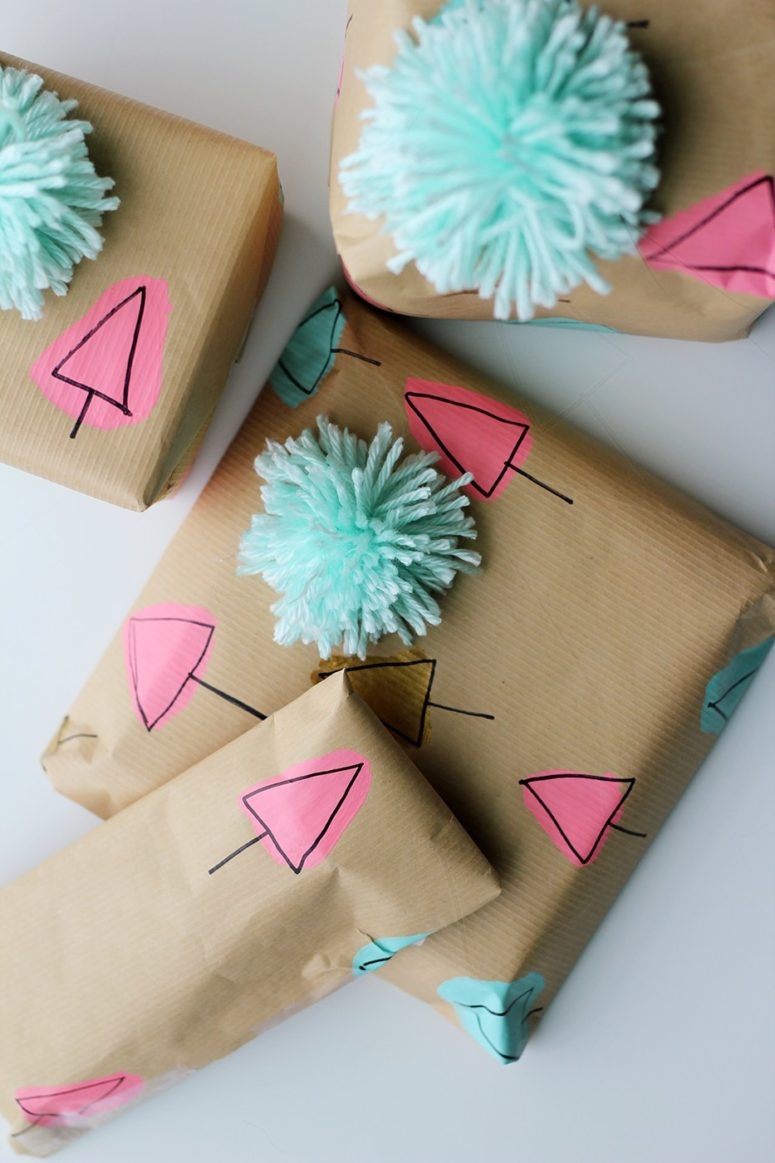 Best ideas about DIY Christmas Wrapping Paper . Save or Pin 20 DIY Christmas Wrapping Paper Ideas To Make Shelterness Now.