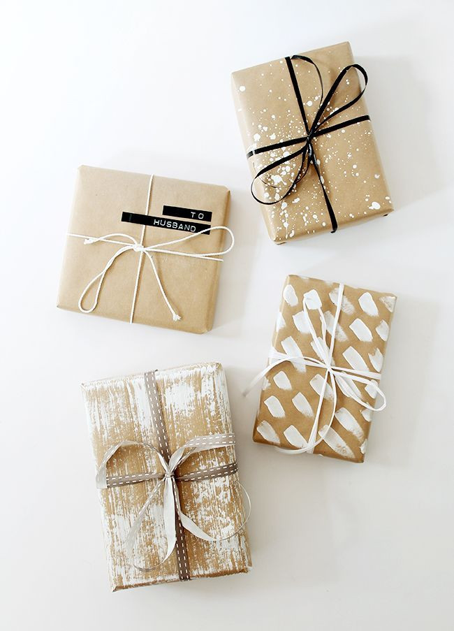 Best ideas about DIY Christmas Wrapping Paper . Save or Pin Best 25 Brown paper wrapping ideas on Pinterest Now.