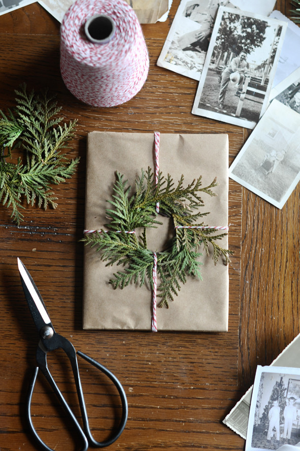 Best ideas about DIY Christmas Wrapping Paper . Save or Pin DIY Holiday Gift Wrap Ideas Now.