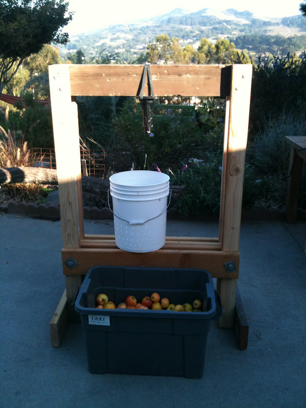 Best ideas about DIY Cider Press . Save or Pin Soul Flower Farm DIY Cider Press Now.