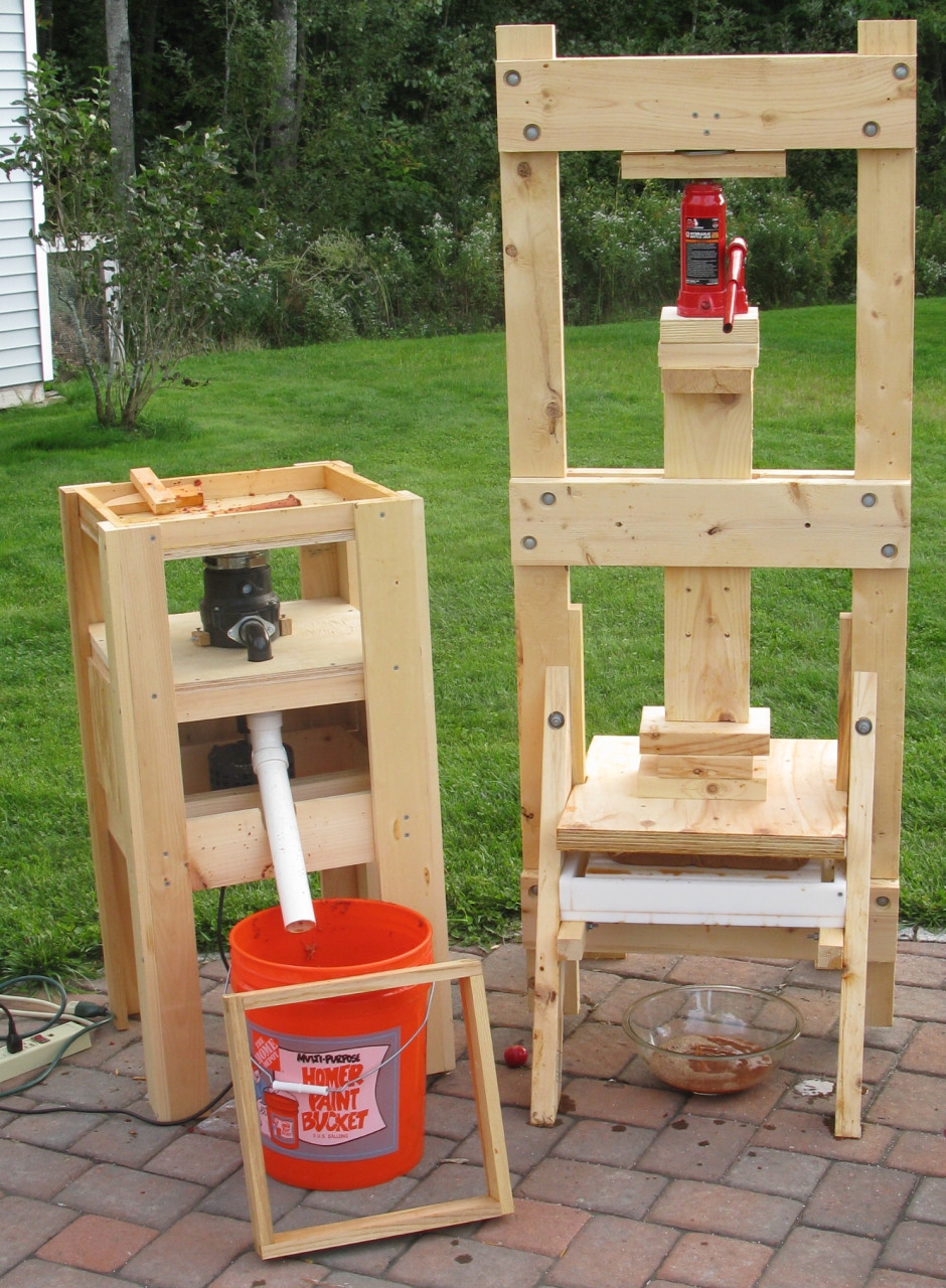 Best ideas about DIY Cider Press . Save or Pin Cider Making — The Press Now.