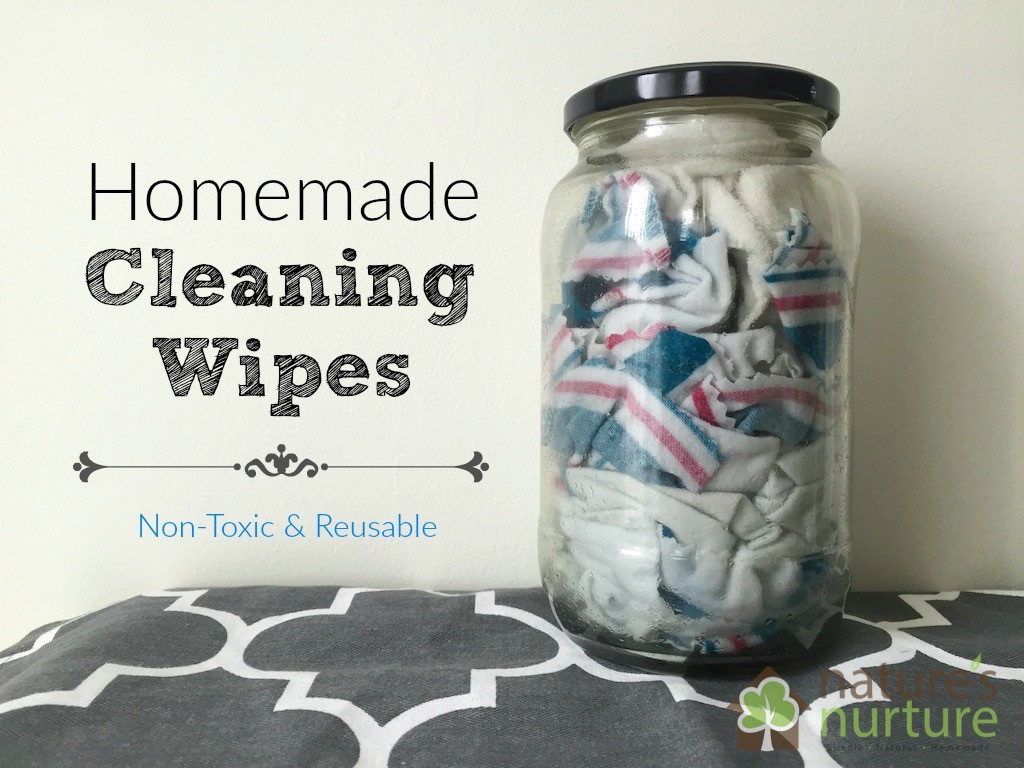 Best ideas about DIY Cleaning Wipes . Save or Pin Easy Homemade Cleaning Wipes Non Toxic and Reusable Now.