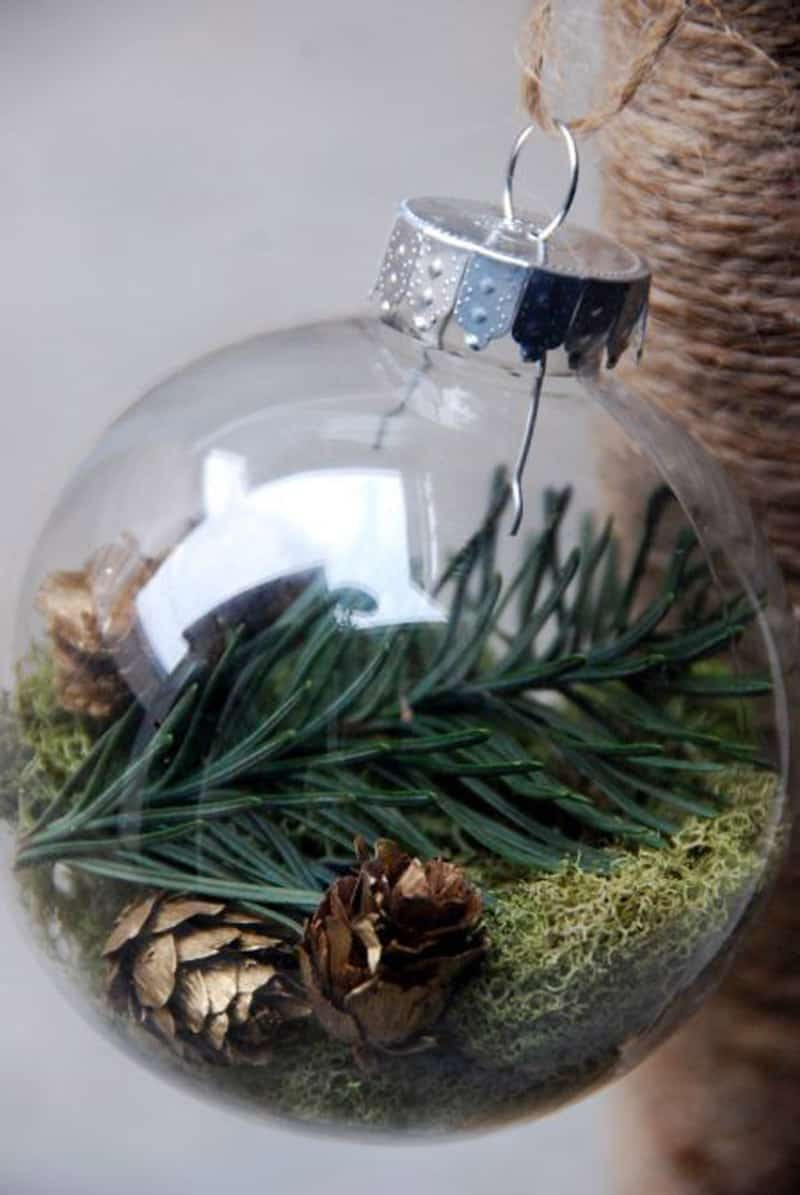 Best ideas about DIY Clear Christmas Ornaments . Save or Pin 15 Clear Christmas Glass Ornaments Now.