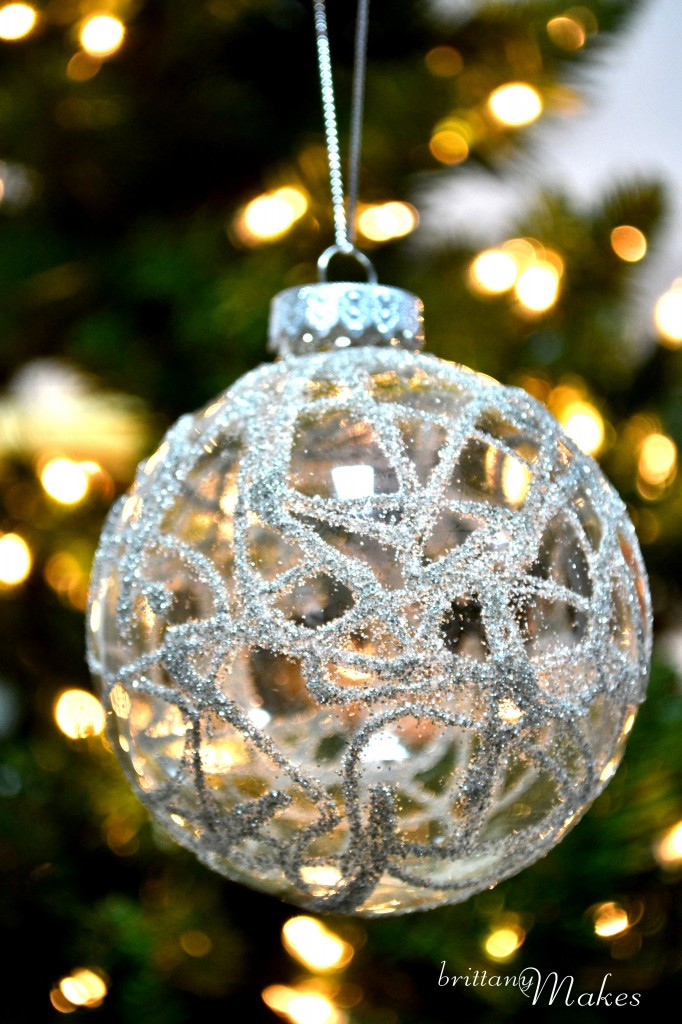Best ideas about DIY Clear Christmas Ornaments . Save or Pin 35 DIY Christmas Ornaments From Easy To Intricate Now.