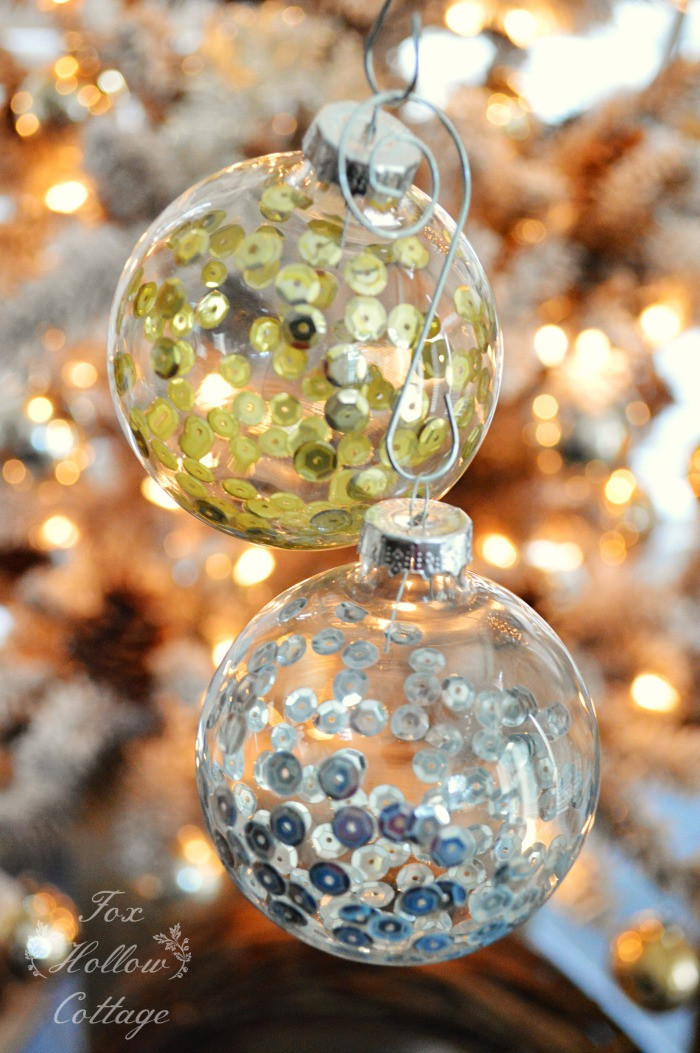 Best ideas about DIY Clear Christmas Ornaments . Save or Pin Gift Ideas 2015 – DIY Now.