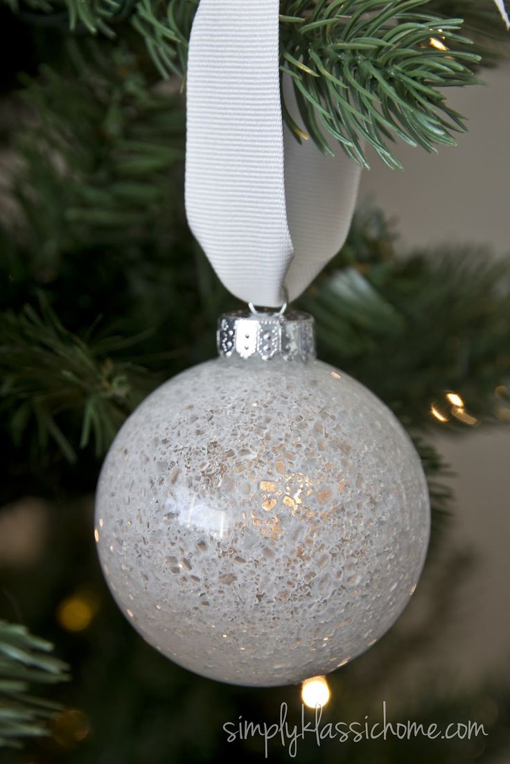 Best ideas about DIY Clear Christmas Ornaments . Save or Pin 239 Best images about Glass Christmas Ornaments on Now.