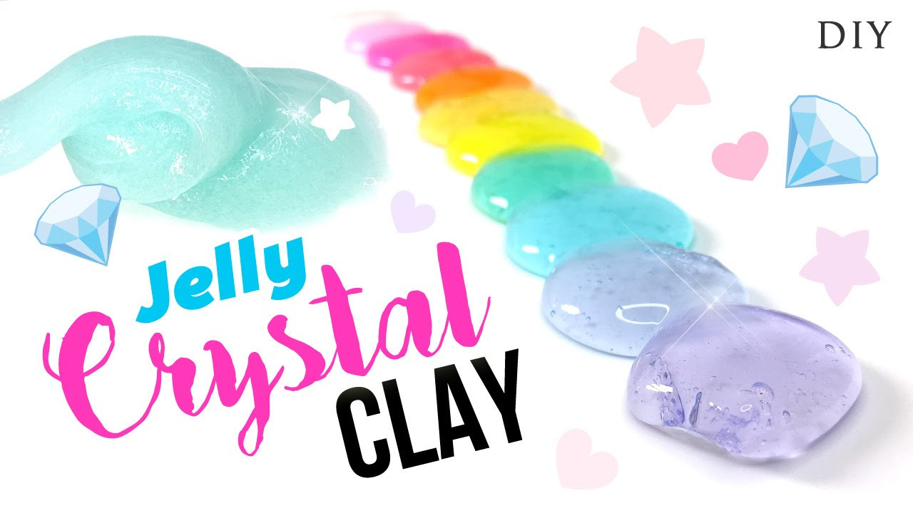 Best ideas about DIY Clear Slime . Save or Pin DIY Jelly Clear Slime Tutorial Instagram Inspired DIY Now.
