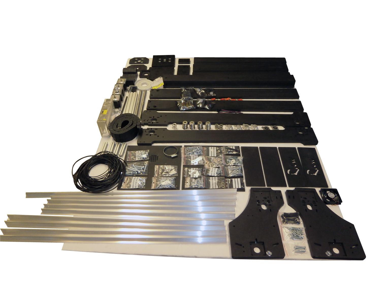 Best ideas about DIY Cnc Kit . Save or Pin Raw S 70 CNC machine DIY kit Now.
