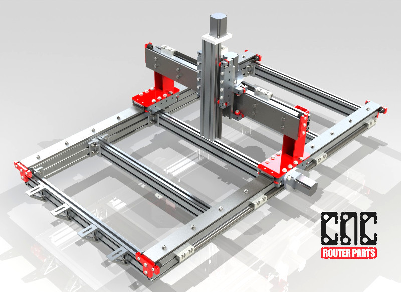 Best ideas about DIY Cnc Kit . Save or Pin CRP2448 2 x 4 CNC Router Kit Now.