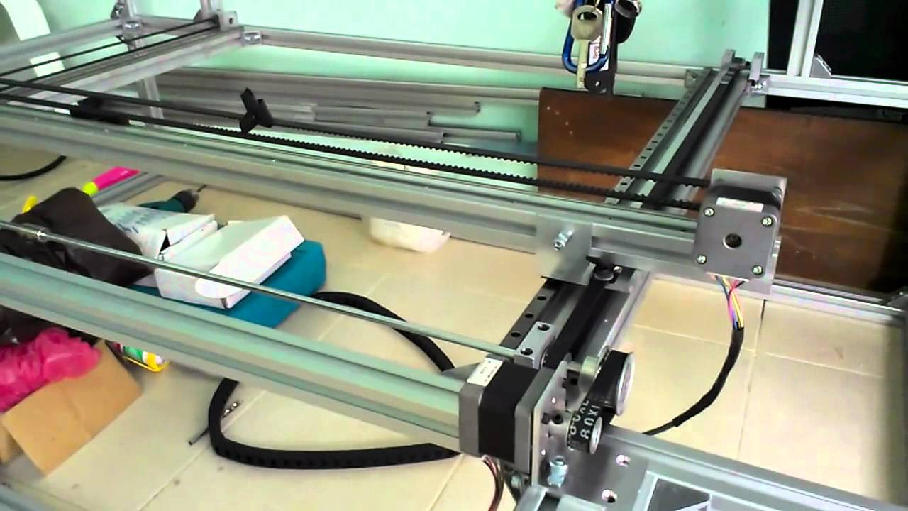 Best ideas about DIY Cnc Laser Cutter . Save or Pin Allan DIY co2 laser machine Now.