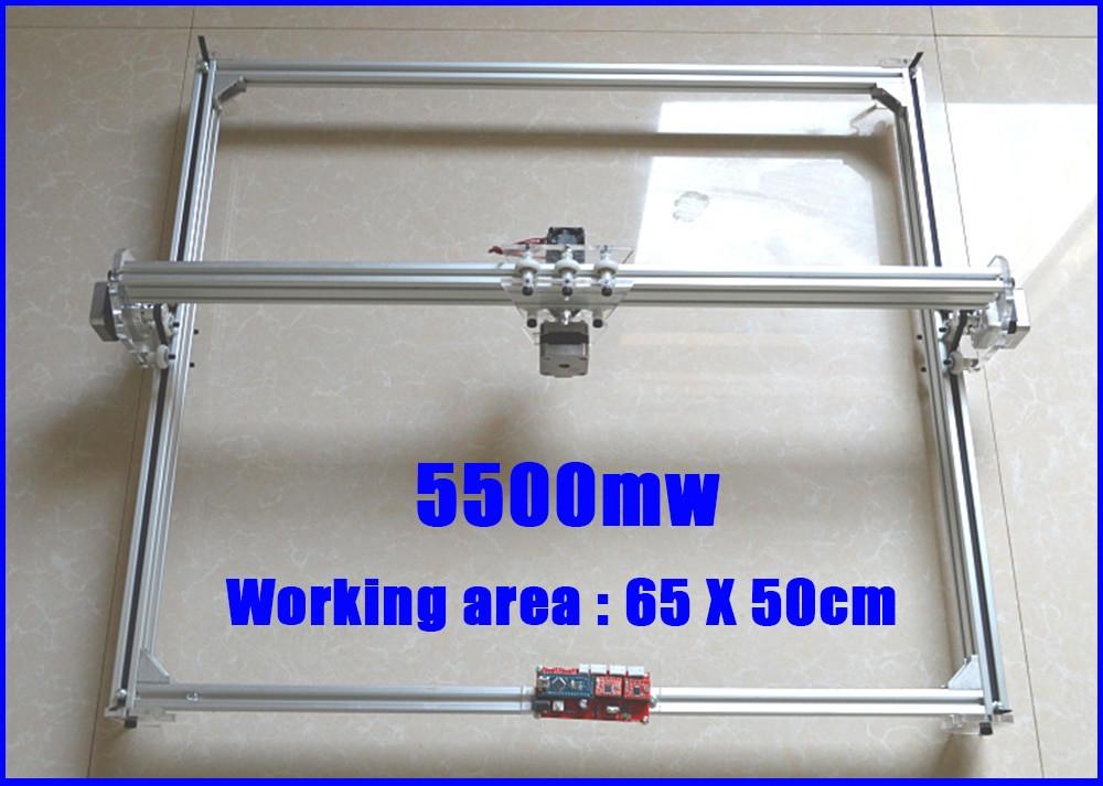 Best ideas about DIY Cnc Laser Cutter . Save or Pin 5500mw DIY laser engraving machine 5500mw CNC laser Now.