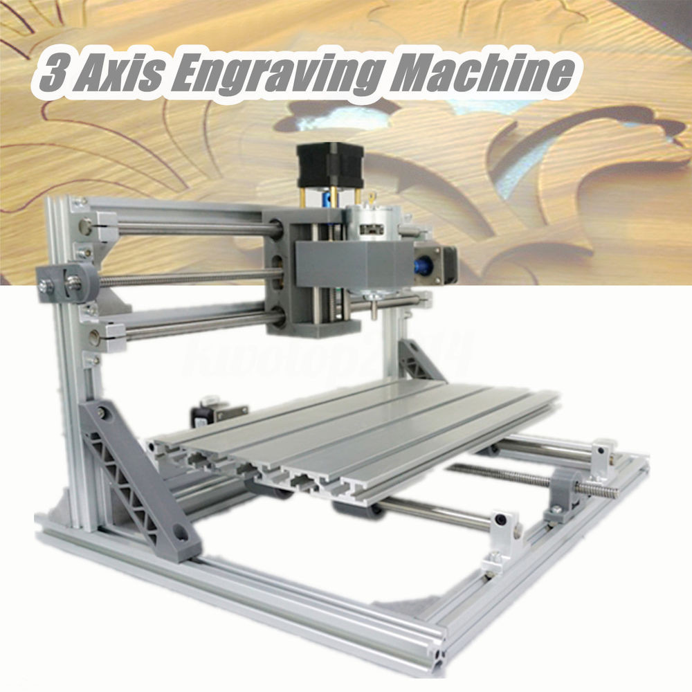 Best ideas about DIY Cnc Machine . Save or Pin 3 Axis DIY CNC 3018 Wood Engraving Carving PCB Milling Now.