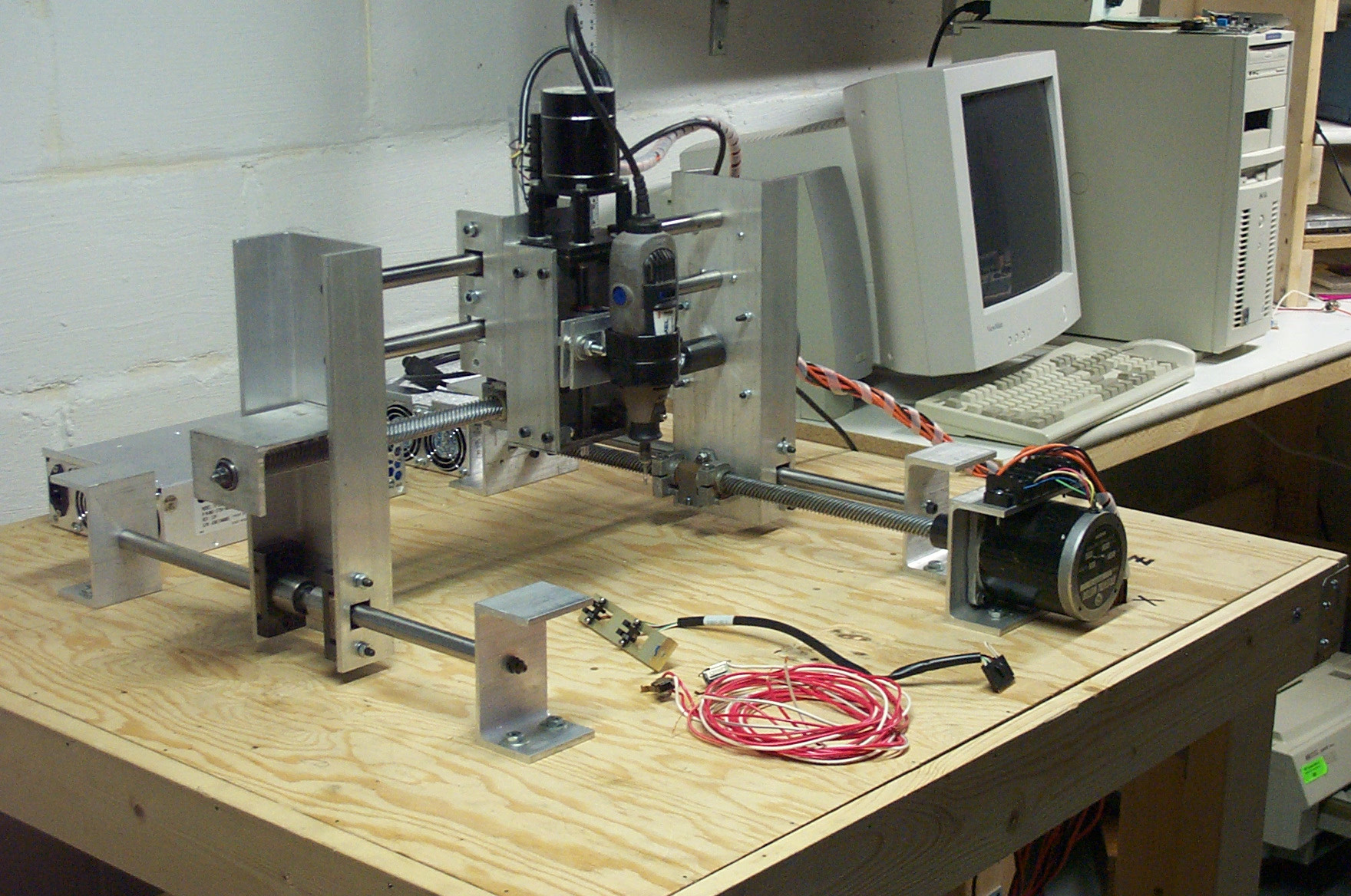 Best ideas about DIY Cnc Machine . Save or Pin Aaron Bowser's CNC Machine Hacked Gad s – DIY Tech Blog Now.