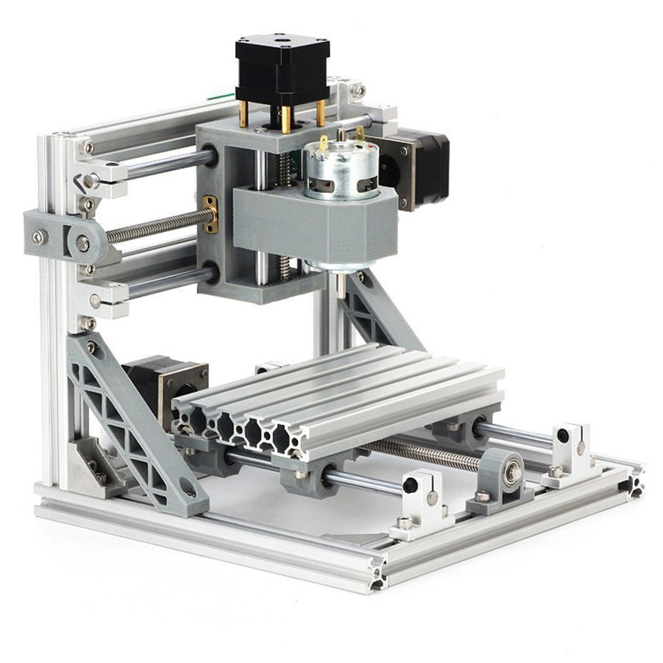 Best ideas about DIY Cnc Machine . Save or Pin 1610 3 Axis Mini DIY CNC Router Craving Engraving Milling Now.