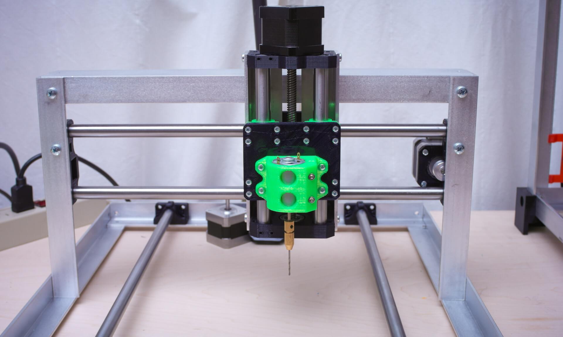Best ideas about DIY Cnc Machine . Save or Pin A DIY CNC Machine The DIY Dudes Rift Now.