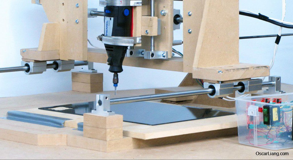 Best ideas about DIY Cnc Machine . Save or Pin DIY Bud CNC Machine for cutting multirotor frames and Now.