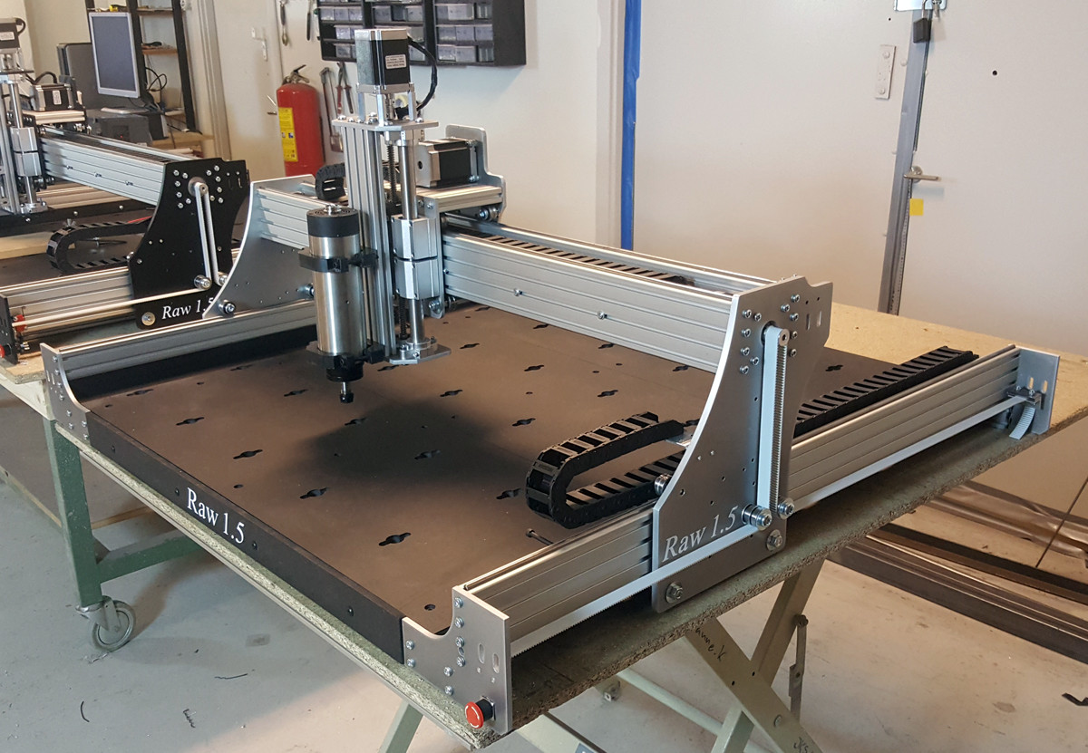Best ideas about DIY Cnc Machine . Save or Pin Raw 1 5 CNC machine 100x100mm with 15mm steel reinforced Now.