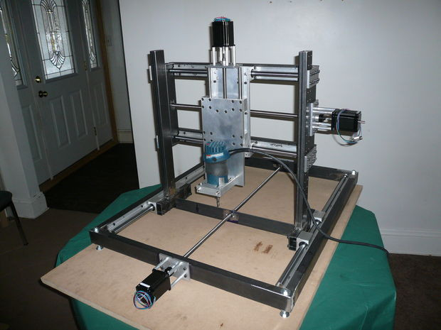 Best ideas about DIY Cnc Machine . Save or Pin DIY CNC Router Now.