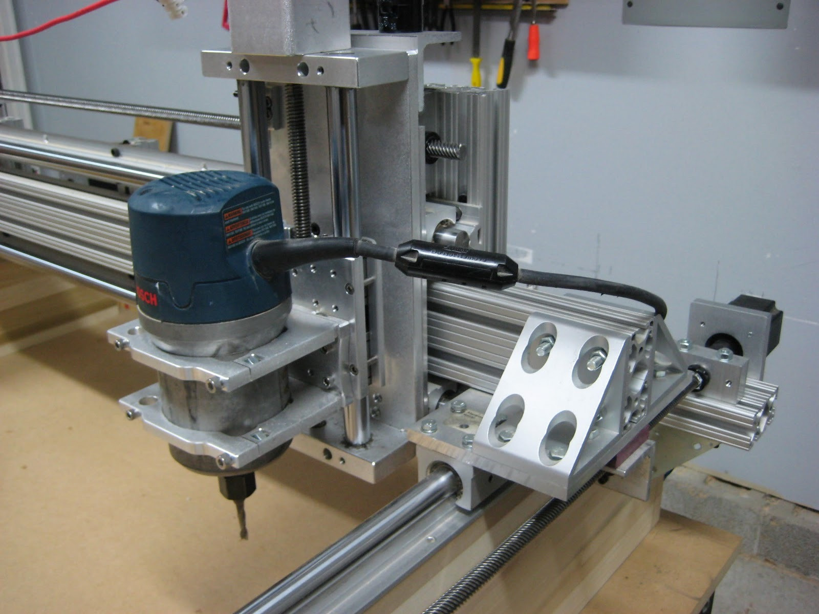 Best ideas about DIY Cnc Mill . Save or Pin domo large format cnc mill All Now.