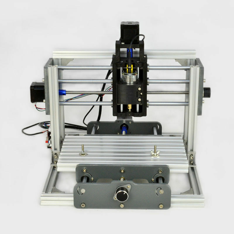 Best ideas about DIY Cnc Mill . Save or Pin CNC 2417 Mini DIY Mill Router Kit Metal Engraver PCB Now.