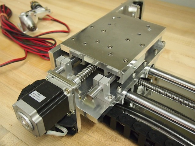 Best ideas about DIY Cnc Mill . Save or Pin CNC Mill Beatty Robotics Now.