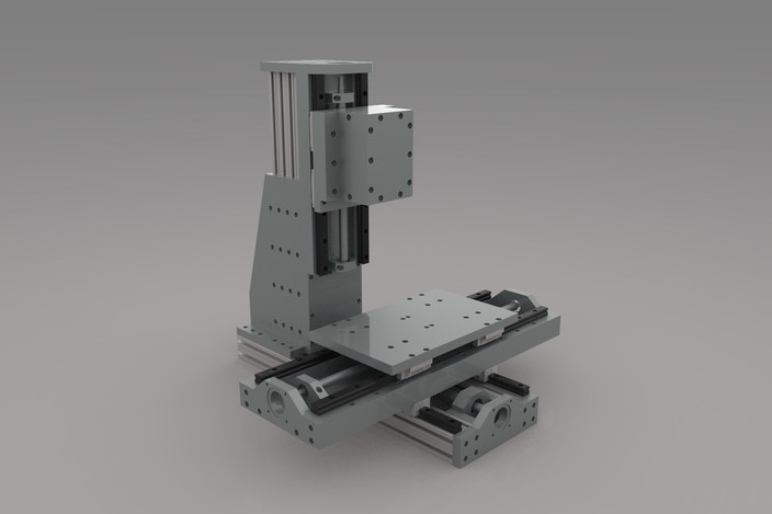 Best ideas about DIY Cnc Mill . Save or Pin DIY cnc mill Rhino 3D CAD model GrabCAD Now.