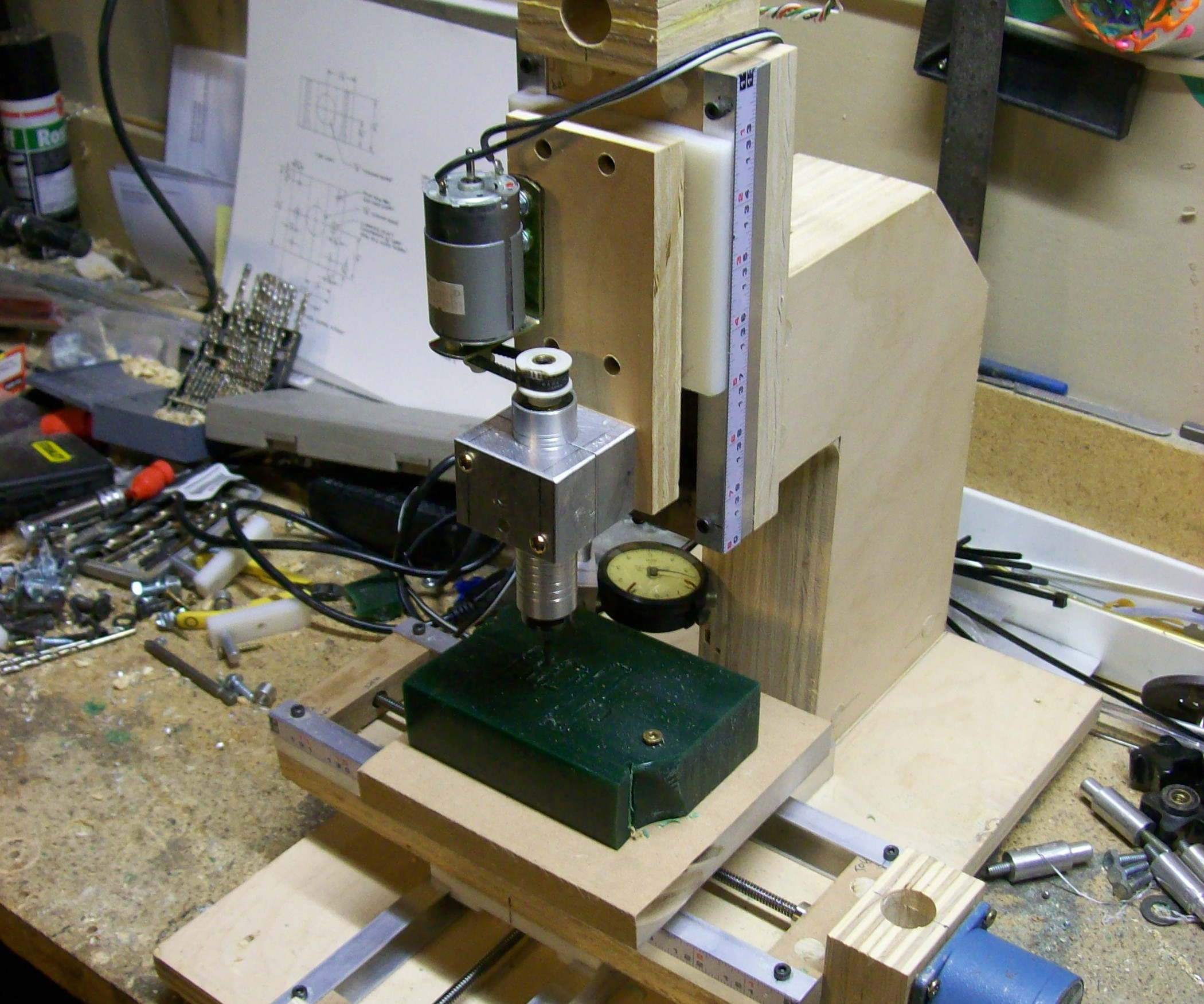 Best ideas about DIY Cnc Mill . Save or Pin How to make a mini milling machine manual or CNC Now.