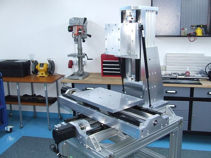 Best ideas about DIY Cnc Mill . Save or Pin 128 best images about Milling Machine on Pinterest Now.