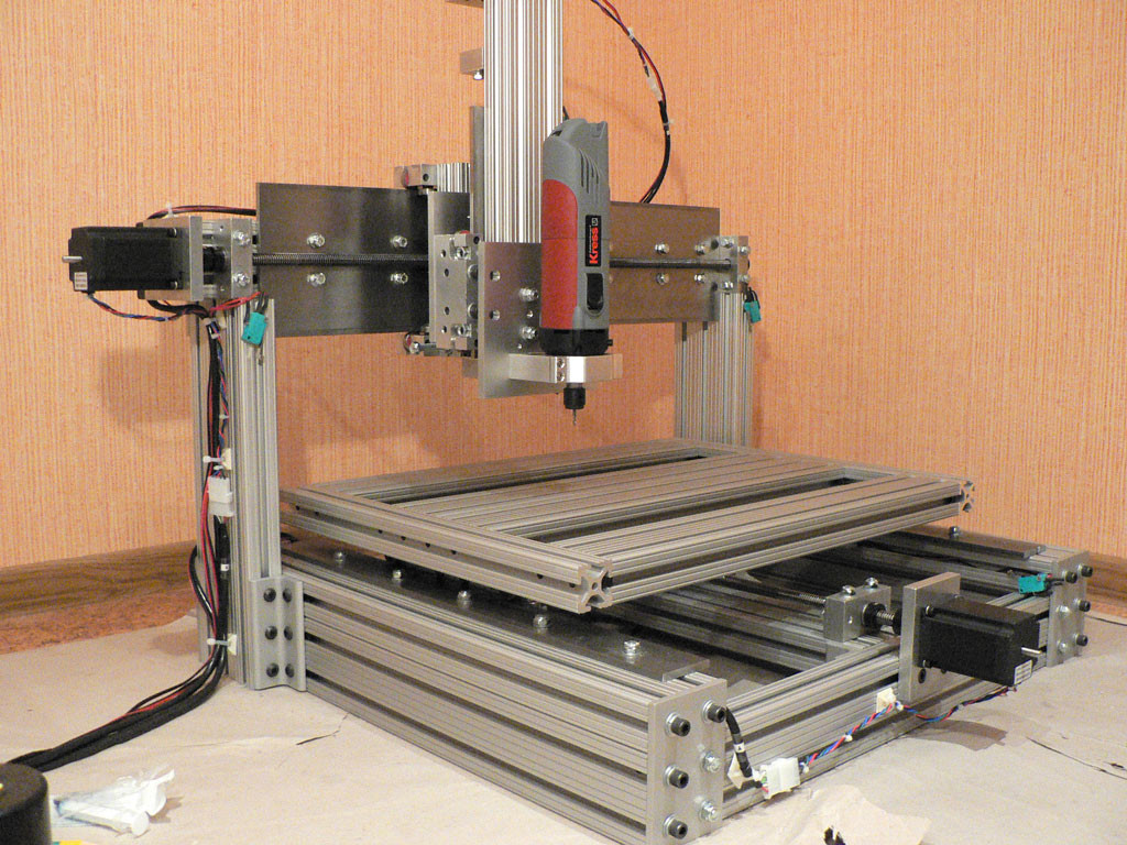 Best ideas about DIY Cnc Mill . Save or Pin CNC machine router DIY plans Now.