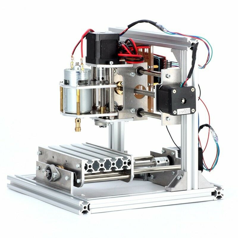 Best ideas about DIY Cnc Mill . Save or Pin Hobby Desktop 3 Axis Mill Small CNC Machine DIY PCB Now.