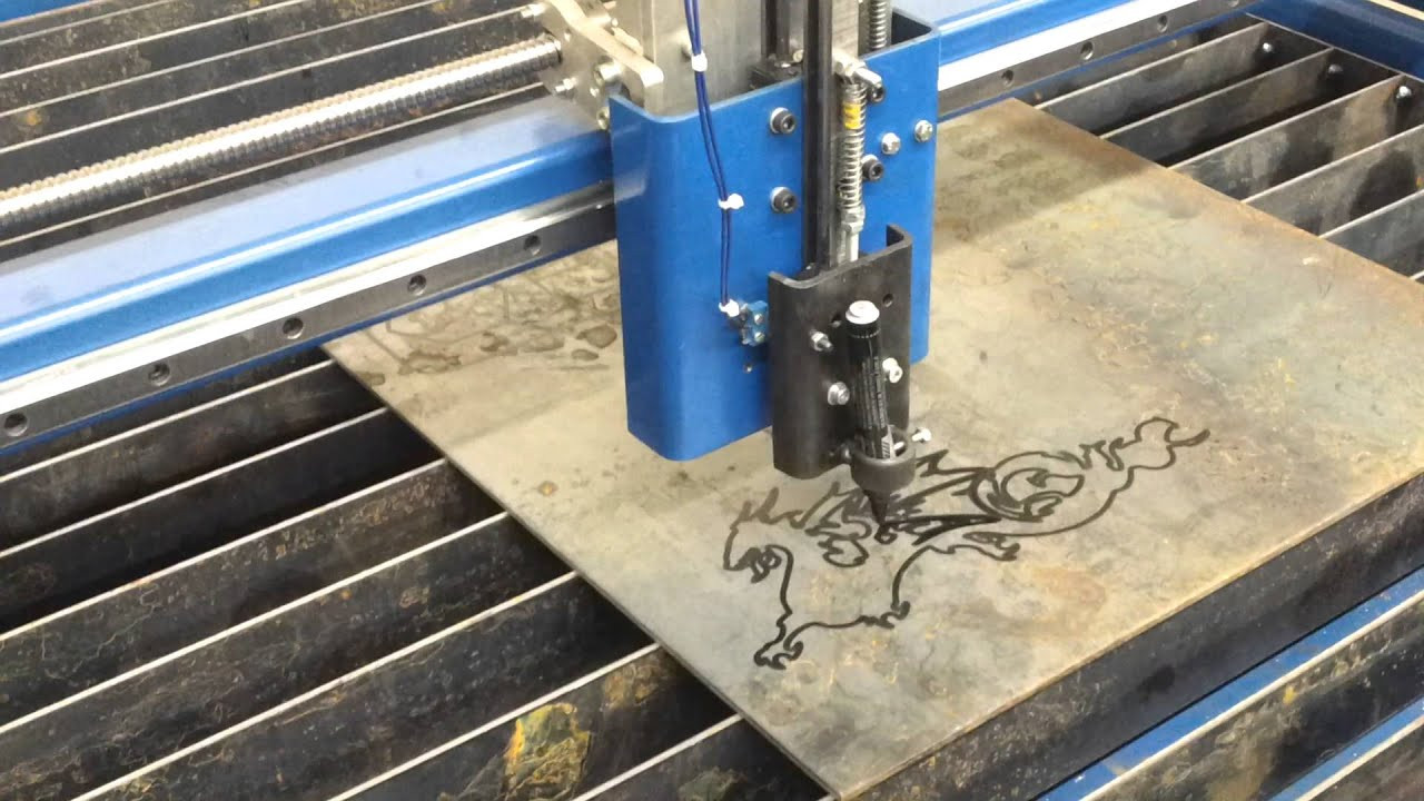 Best ideas about DIY Cnc Plasma Cutter . Save or Pin diy cnc plasma table testing Now.