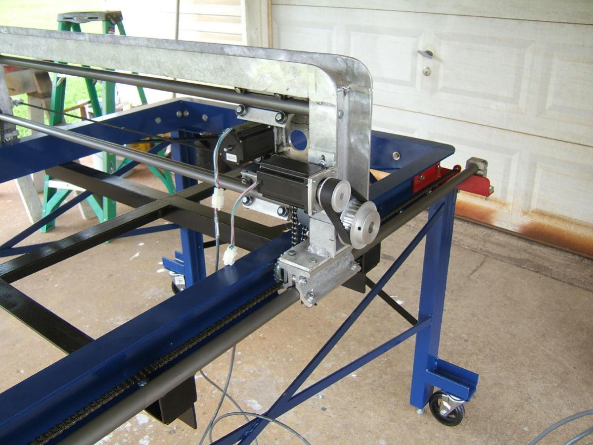 Best ideas about DIY Cnc Plasma Cutter . Save or Pin homemade plasma table Now.