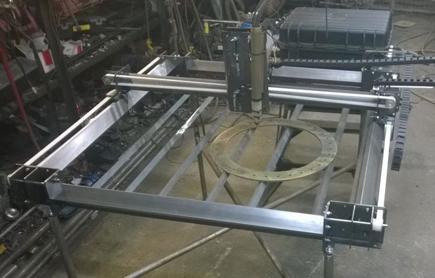 Best ideas about DIY Cnc Plasma Cutter . Save or Pin CNC Plasma Table Now.
