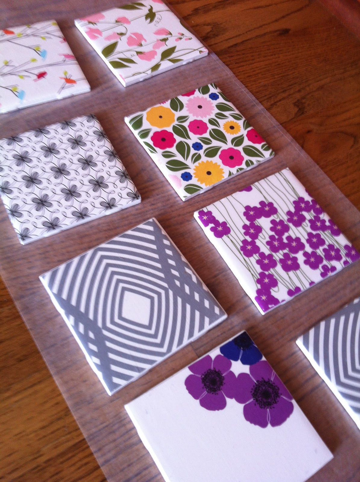 Best ideas about DIY Coaster Tiles . Save or Pin DIY Night Coasters Coasters Coasters Now.