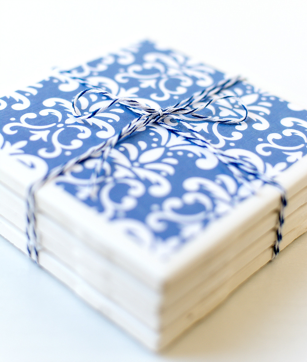 Best ideas about DIY Coaster Tiles . Save or Pin DIY Tile Coasters It All Started With Paint Now.
